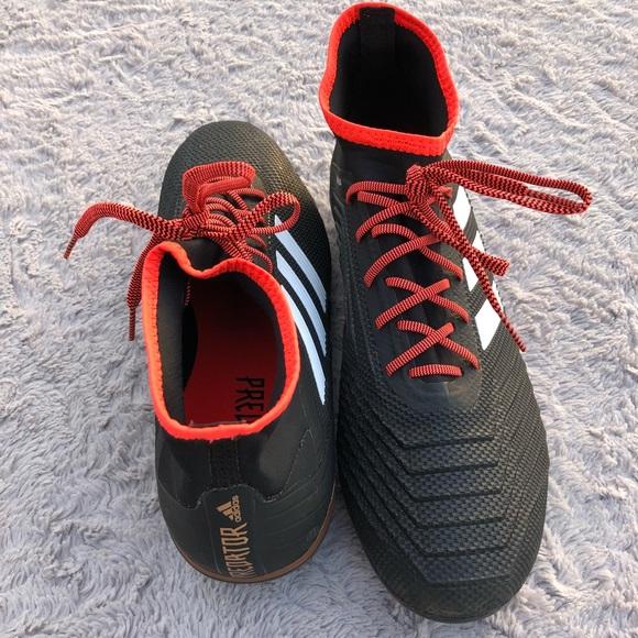 Adidas Predator 18.2 Cleats size 9.5 cb1f4b29777b